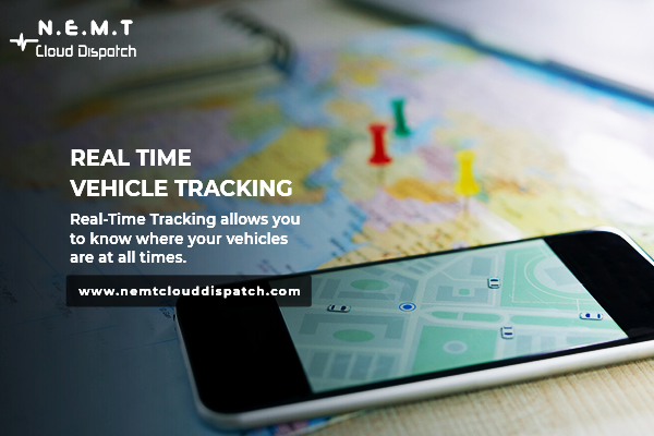 NEMT Software with Real-Time GPS Tracking
