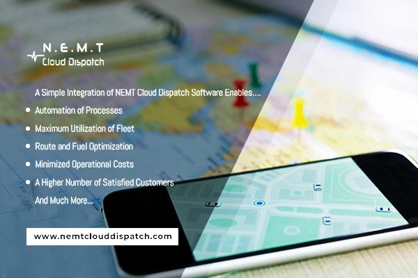 Guide About Nemt Cloud Dispatch Software
